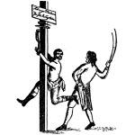 Die Bestrafung des Königsmörders