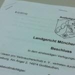 EILMELDUNG! Verein pro Verbraucherschutz e. V. aus der Liste der qualifizierten Einrichtungen entfernt