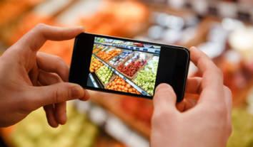 Fotografieren im Supermarkt erlaubt