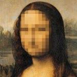 Das italienische Model Mona L. möchte nicht erkannt werden