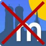 Facebook schaltet München ab