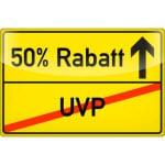 Fiktive unverbindliche Preisempfehlung des Herstellers (UVP) ist unzulässig