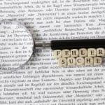 """Ein """"e"""" macht den Unterschied – Zur Unzulässigkeit von Tippfehler-Domains"""