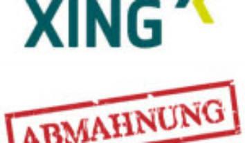 LG München I weist Antrag auf einstweilige Verfügung zurück: Bei XING besteht eine Impressumspflicht, ein Verstoß dagegen ist jedoch nur Bagatelle - Praxistipp