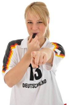 Wie die FIFA so der DFB – REAL will den Adler löschen lassen