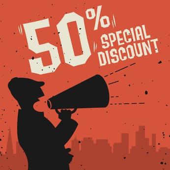 """Wettbewerbsverstoß durch pauschale Ersparniswerbung mit dem Slogan """"50 % günstiger als Hotels"""""""
