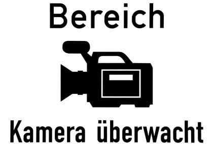Kameras im Gericht