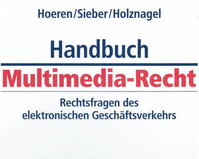 "<span class=""post__title-headline"">Rechtsanwalt Arno Lampmann steuert Kapitel ""Prozessuale Besonderheiten im Lauterkeitsrecht"" zum Handbuch ""Multimedia-Recht"" bei</span>"