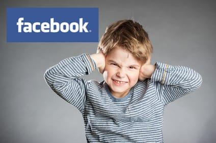 Facebook: Man spricht Deutsh