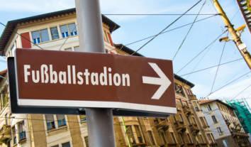 Dem Ernst Kuzorra seine Frau ihr Stadion – Namensrechte an Fussball-Stadien