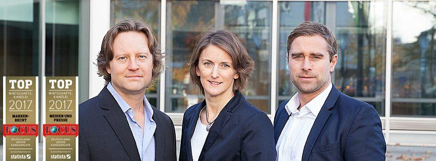 """Von Experten gewählt: Die Kanzlei LHR gehört zu Deutschlands """"Top-Wirtschaftskanzleien"""" 2017"""
