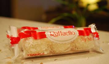 Raffaello muss Mengenangaben liefern