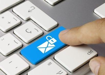 DSGVO E-Mail-Account Arbeitsplatz