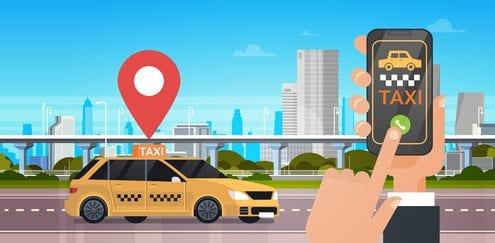 """BGH: Taxifahrten per """"App"""" zum halben Preis nicht wettbewerbswidrig"""