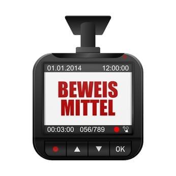 BGH: Dashcam-Aufnahmen sind zulässige prozessuale Beweismittel