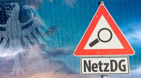 NetzDG: Facebook und Co halten sich daran