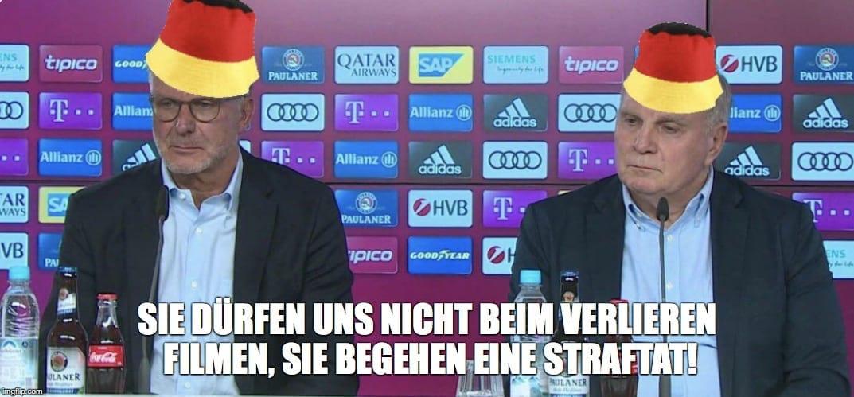 Der FC Bayern und die Menschenwürde – Oder:Wann können Sportler gegen Medien vorgehen?