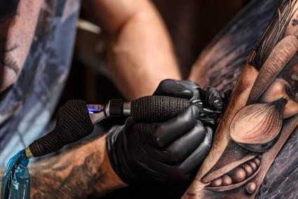 Tattoos und Urheberrecht