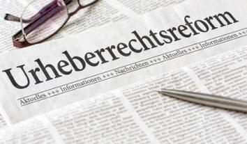 Deutschland stimmt der Urheberrechtsreform zu - kommen Uploadfilter?