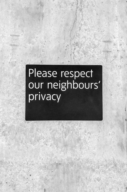 Im Namen des gesunden Menschenverstandes: LG Essen verbietet Videoaufnahmen im Treppenhaus