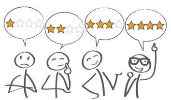 Gefälschte Bewertungen im Internet: Bundeskartellamt schreitet ein
