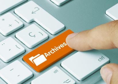 Löschung identifizierender Berichte aus dem Archiv nicht automatisch erforderlich