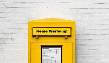 LG Frankfurt: Adressierte Werbung trotz Widerspruch stellt Verstoß dar