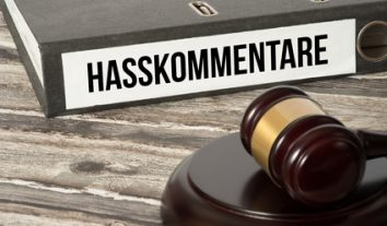 Hasskommentare im Netz: Umfassende Löschpflicht für Facebook?