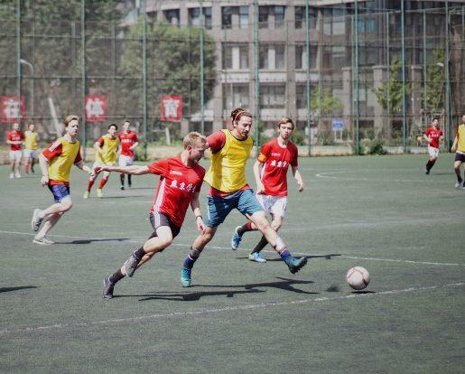 Ein sportliches Aufbegehren gegen das Finanzamt