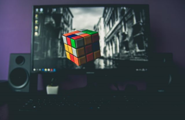 """Die """"Rubik's Cube""""-Form kann nicht als dreidimensionale Marke geschützt werden"""