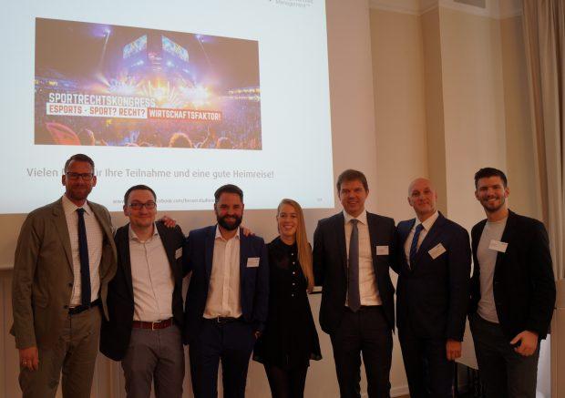 Sportrechtskongress: eSport als Wirtschaftsfaktor