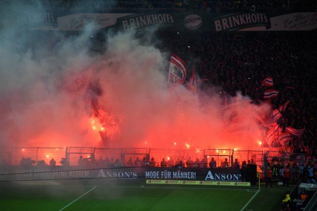 7.000 € Schmerzensgeld für Fußball-Ultra