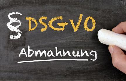 DSGVO Abmahnung Wettbewerbsverbände