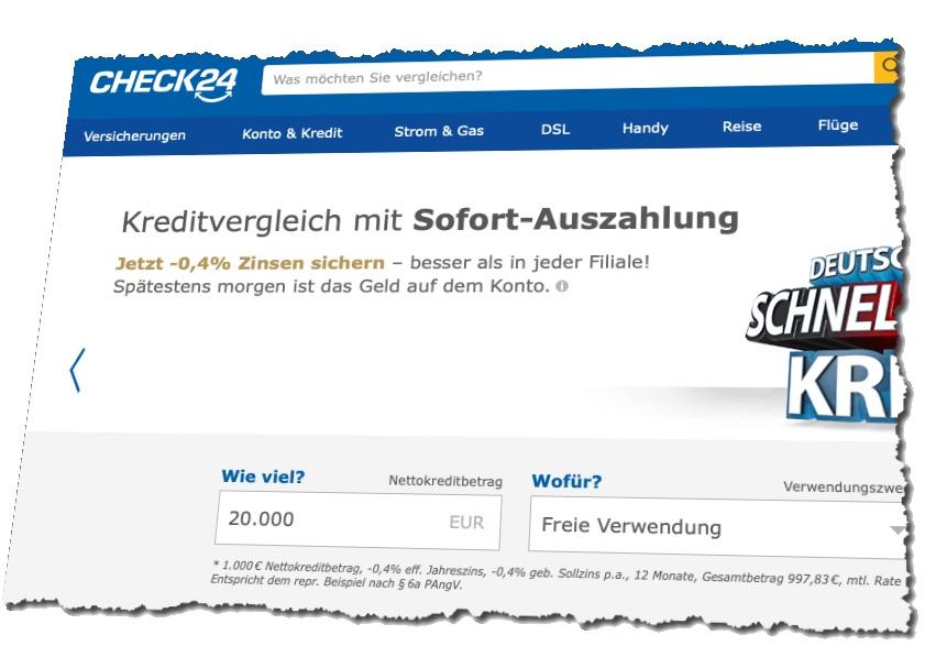 """LG Köln: Check24 darf nicht mit """"Nirgendwo günstiger Garantie"""" werben"""