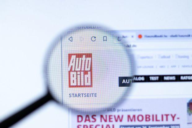 """""""AutoBild"""" keine rechtserhaltende Benutzung für """"AutoBild.de"""""""