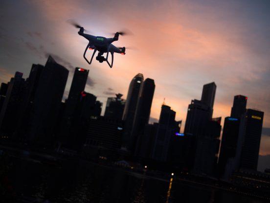 LG Frankfurt: Panoramafreiheit gilt für Luftbildaufnahmen per Drohne