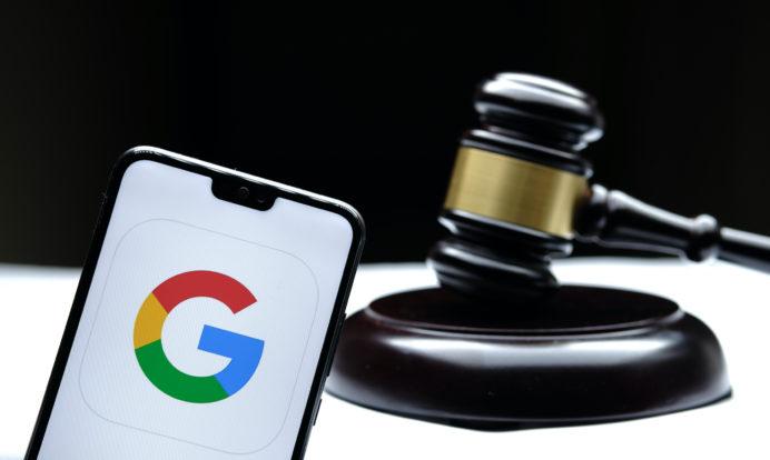 Irreführend: Google-Werbung mit nicht vorhandenem Firmenstandort