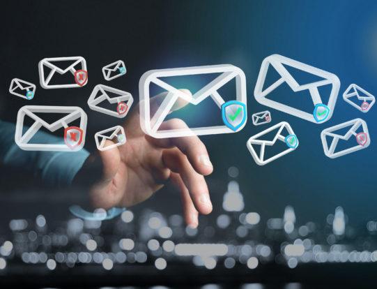 Wehret den Werbe-E-Mail-Anfängen!