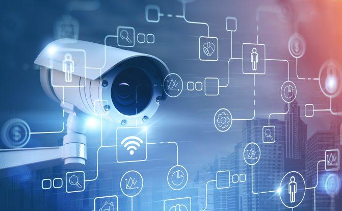 DSGVO nicht auf abgeschaltete Überwachungskameras anwendbar